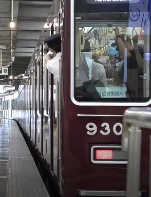 阪急十三駅の発車メロディー変更へ くるり 岸田繁さん作曲