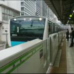 【珍風景】山手線を京浜東北線の車両が走る瞬間を見る方法 京浜東北線同士が並走バトル 東京に来たら一度は見たい
