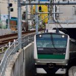 ついに相鉄・JR直通線にJR東日本E233系が乗り入れ 開業に向けた試運転