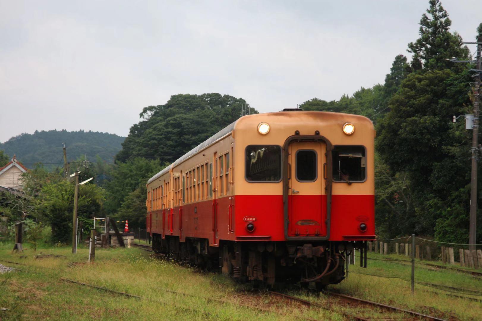 【鉄道×カーシェアリング】東京から千葉まで約1時間!小湊鉄道のキハ200形を撮影!