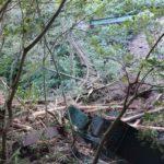 【台風が紅葉シーズン直撃】箱根登山鉄道・箱根登山ケーブルカーは当面の間運転見合わせ 線路崩落の被害も