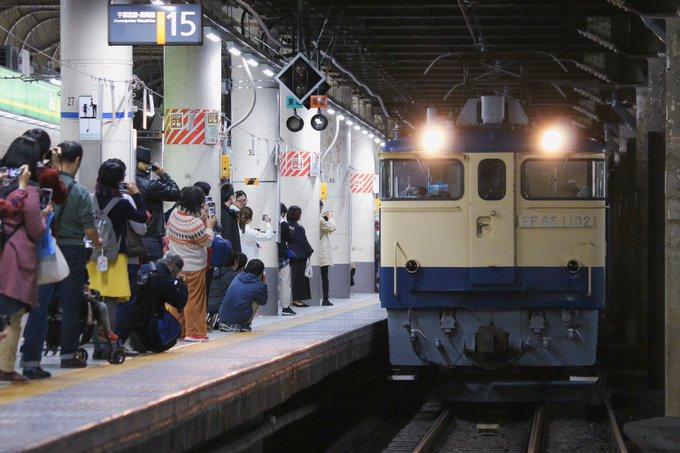 【黒磯訓練】E26系カシオペアが上野駅へ到着 約1年ぶりにEF65が牽引 撮り鉄がトラブルを起こす場面も