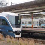 E261系「サフィール踊り子」本線試運転RS2編成 東大宮車両センターから根府川間で