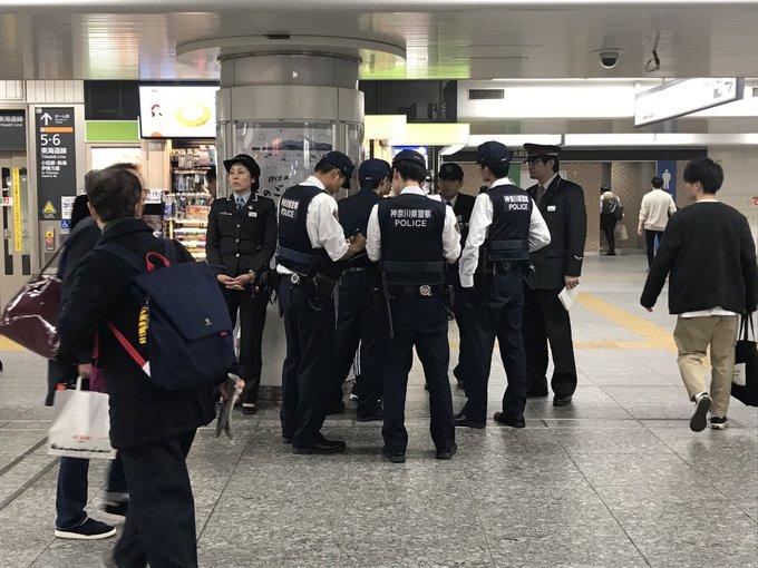 【横浜駅EG20虹】早速不正乗車・キセルの逮捕者出る 改札機センサー強化で