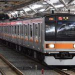 【珍事】209系1000番台トタ82編成が中央線・青梅線の夕方ラッシュ時・夜運用に入る 通勤快速青梅行きにも使用 朝のダイヤ乱れが影響
