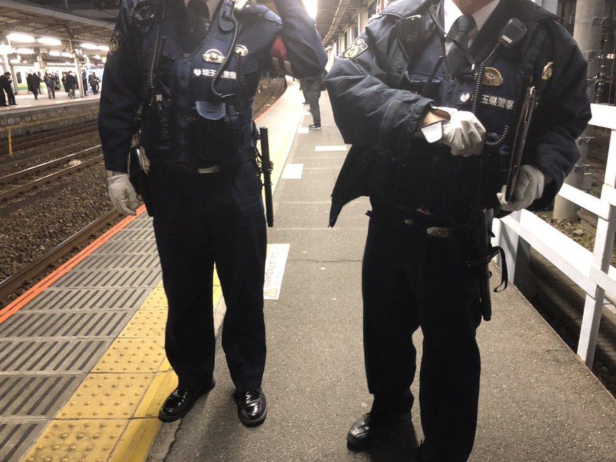 ツイッターブロックで警察沙汰 鉄オタが大宮駅で事情聴取される