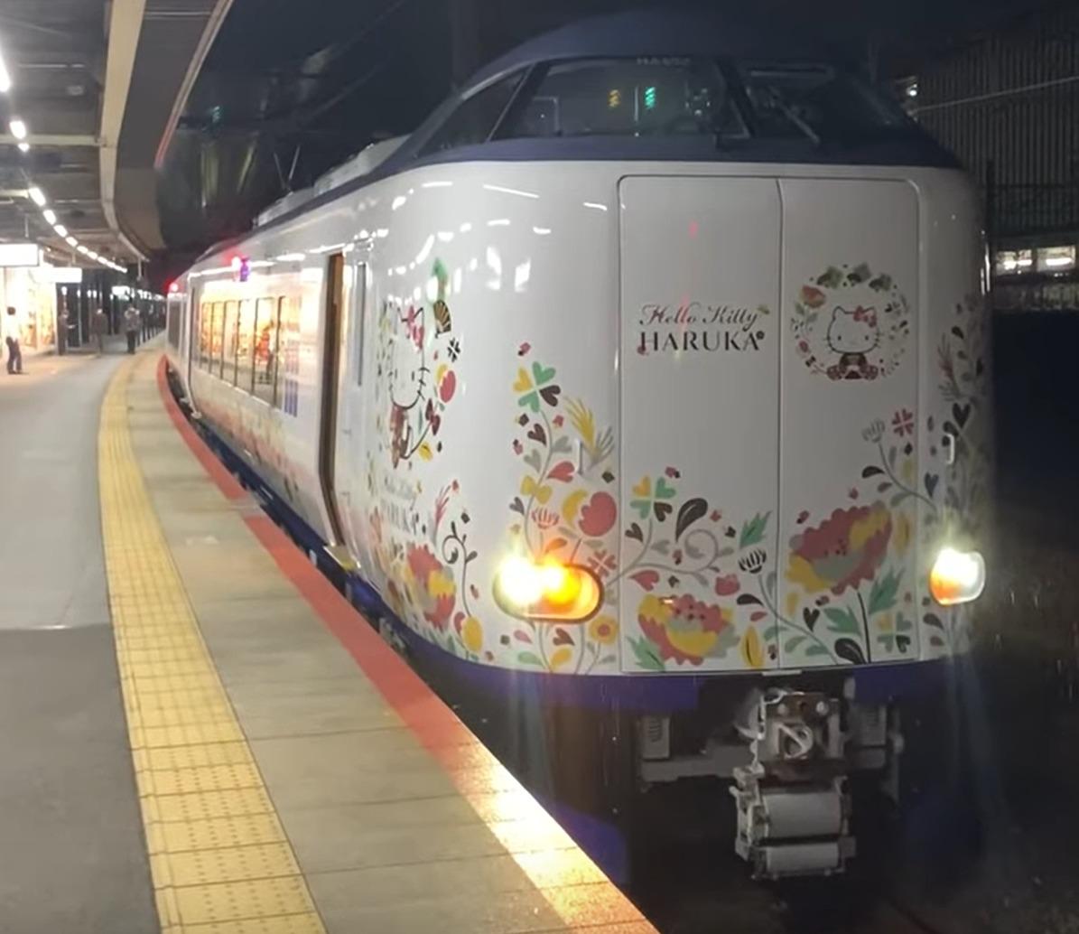 【新型関空特急はるか】271系がデビューで全列車9両編成で運転 全席座席コンセント付きなどサービスアップ