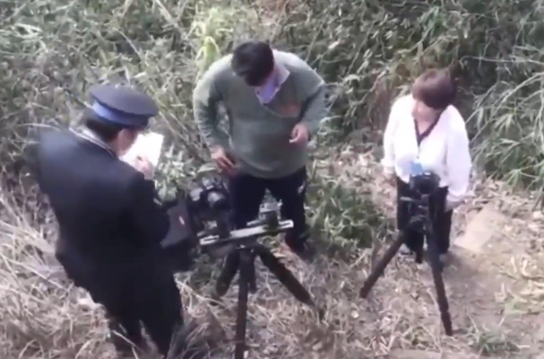写真撮影で電車を止めたらどうなる?JR津山線で迷惑撮り鉄が線路内侵入 列車は緊急停車