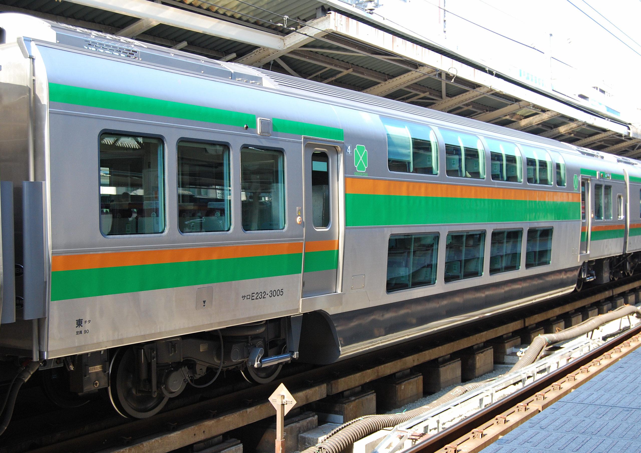 【定価から4割引】普通列車グリーン車に600円分で格安で乗る方法 同じ料金でも車種によって異なる乗り心地