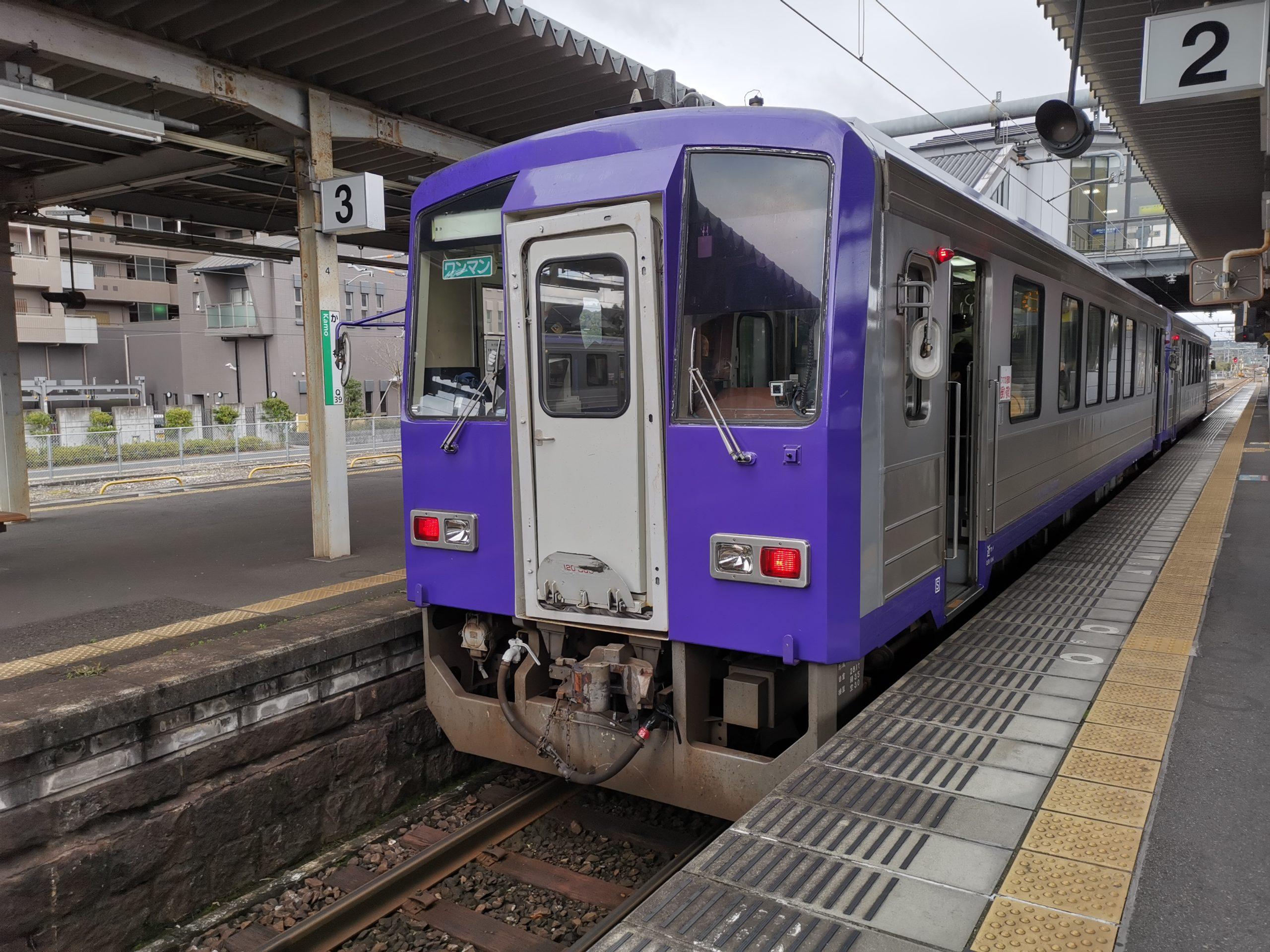 【JR西日本】150円で気動車と国鉄車両を楽しめる旅 大回り乗車してきた
