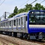 【初登場】横須賀・総武快速線用付属編成E235系1000番台クラJ-01編成 出場試運転