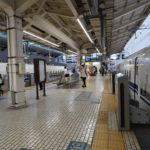 【N700S一番列車】東海道新幹線のぞみ1号に乗車 現場では驚きの展開が
