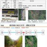 【当面の間不通】JR東海 高山本線と飯田線被災状況・運転再開見込み