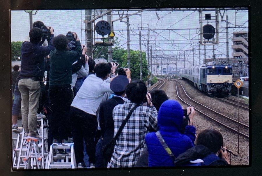 【八王子支社ブチ切れ】乱入鉄オタ対策で251系RE-01編成の廃車回送は異例の深夜に