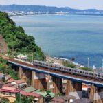 【東海道線初の自走】E235系1000番台J-01編成 性能確認のため試運転