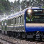 【横須賀・総武快速線】E235系1000番台F-02編成 新津出場試運転