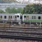 【衝撃】横須賀線E217系と横浜線E233系が連結し運転 鎌倉車両センターで目撃される