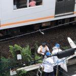 【神奈川県警が線路内侵入】現場検証として無断で立ち入り緊急停車 相鉄線に遅れが 警察が叱られる事態に