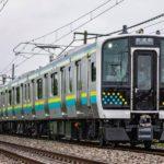 【初登場】房総・鹿島エリア向けE131系R01・R02編成 J-TREC新津出場