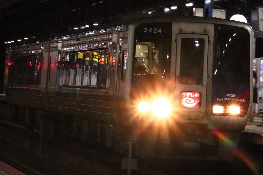 【N2000系引退】JR四国 高徳線の定期運用から離脱