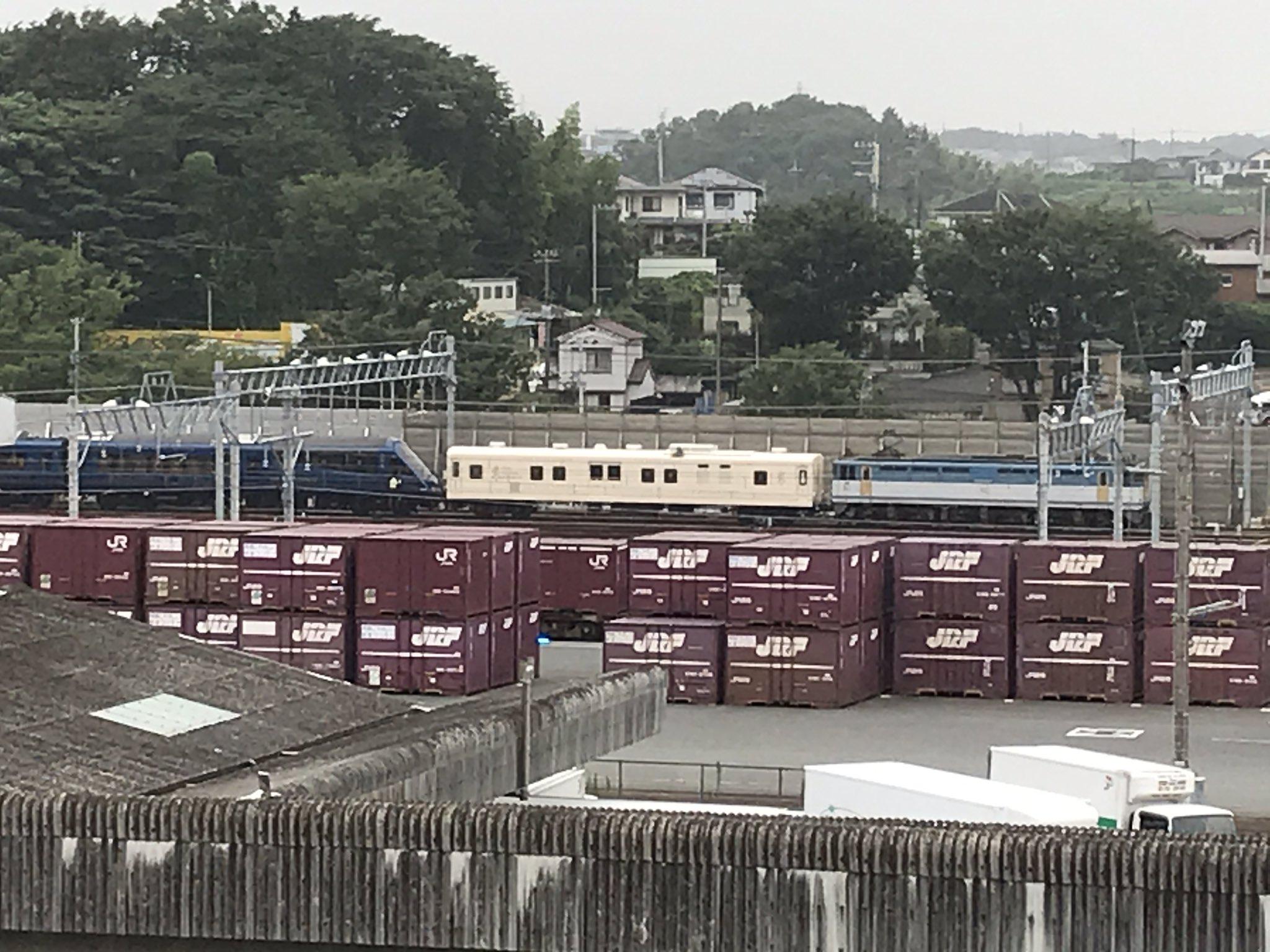 【ロイヤルエクスプレス】伊豆急2100系+マニ10形の甲種輸送はどうなった? なぜスジが非公開になったのか