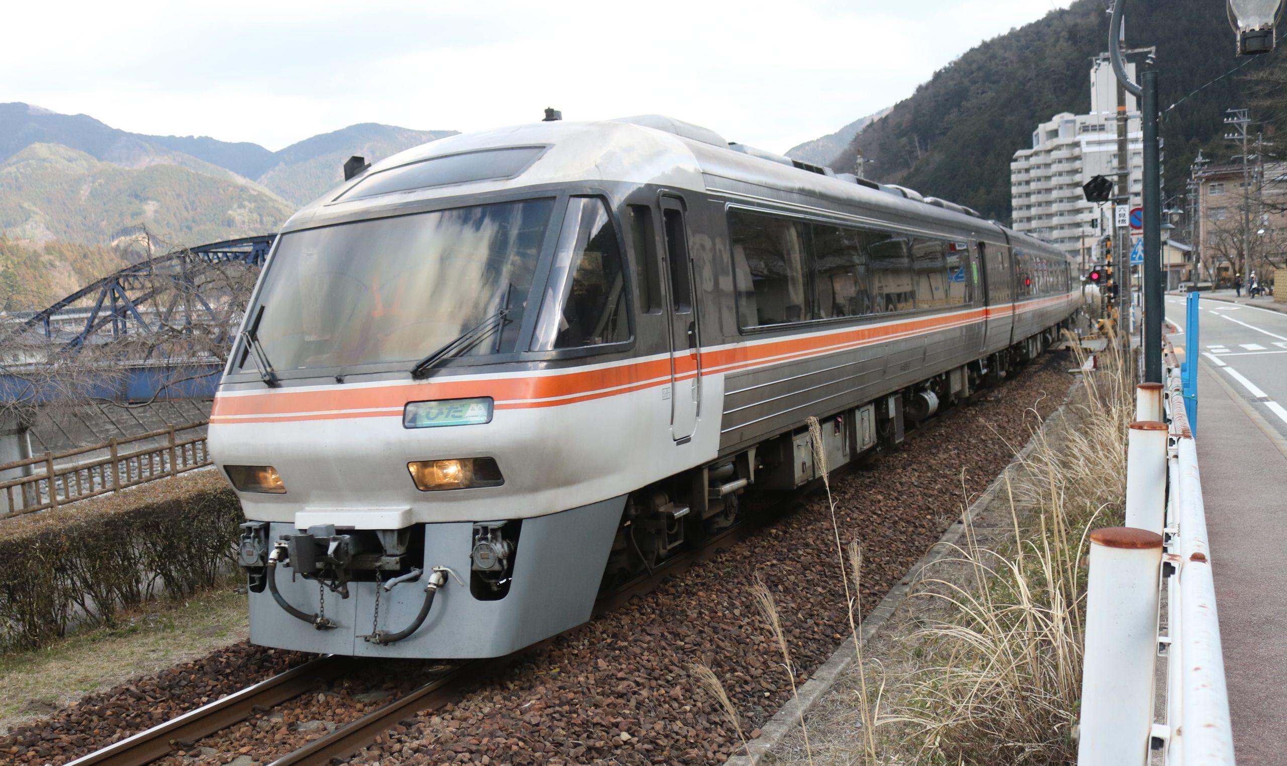 【令和2年7月豪雨で被災】全線でJR高山本線7/23に運転再開!ワイドビューひだも運転再開へ