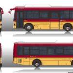 【七条から梅小路(京都鉄博)まで延伸】ステーションループバスに京阪特急8000系ラッピングバスを導入 京阪特急の車内メロディが流れるように