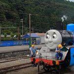 【8月31日まで臨時急行・EL運休】大井川鉄道大雨で被災 今後トーマスも運休の可能性