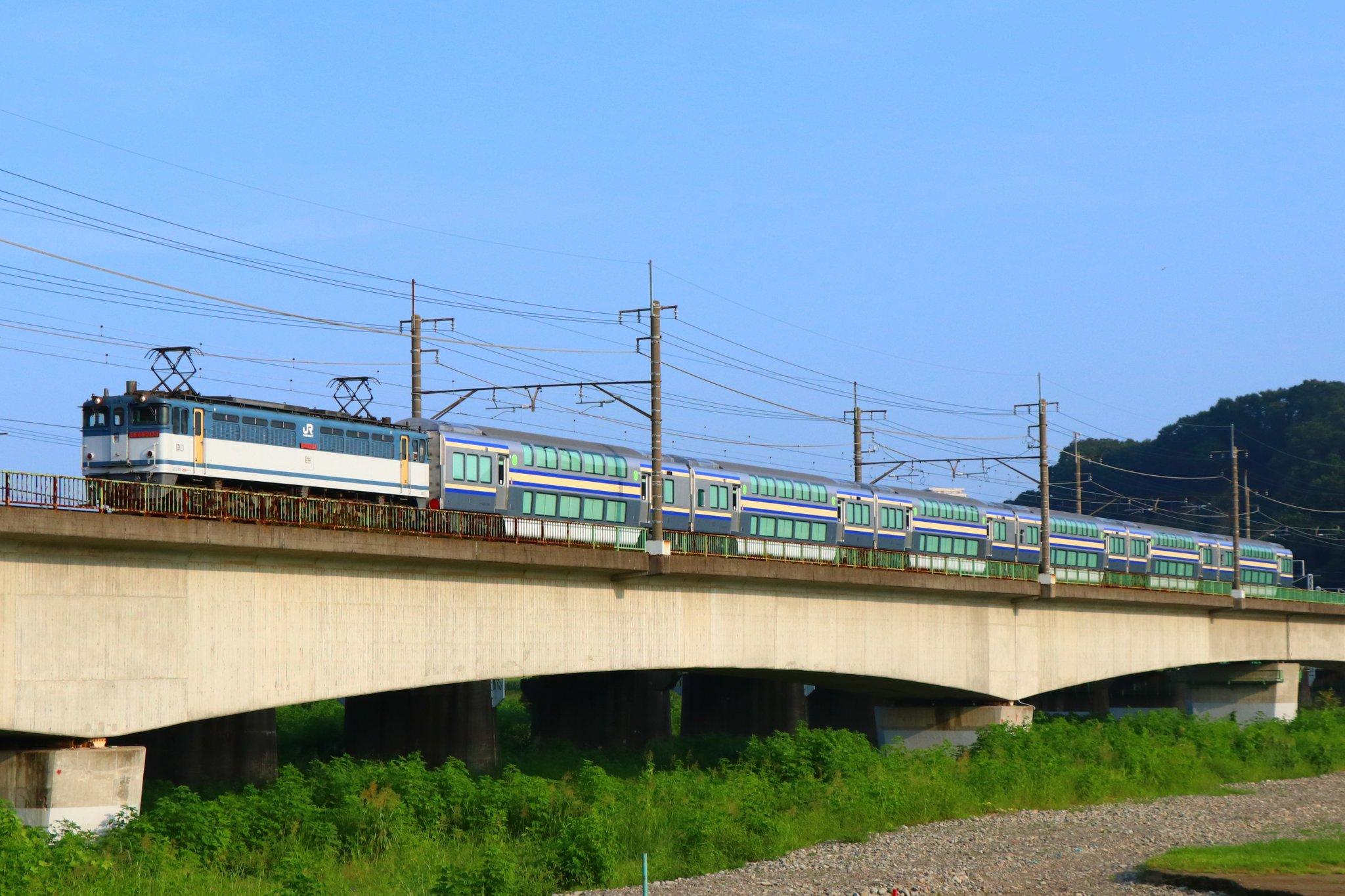 【グリーン車6連は大迫力】横須賀・総武快速線向けE235系1000番台グリーン車6両 J-TREC横浜からJ-TREC新津に甲種輸送