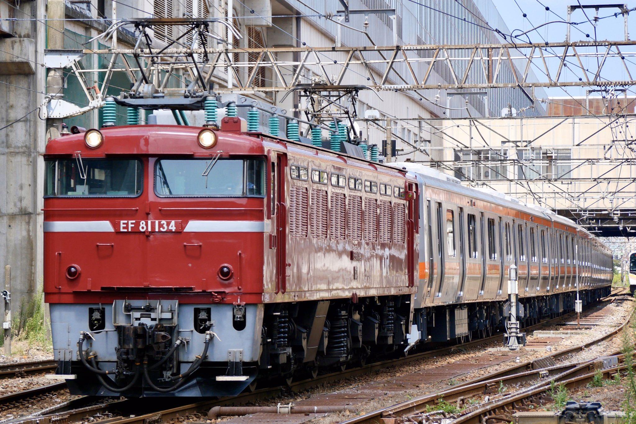 【総武線から武蔵野線に】E231系0番台ケヨMU43編成 AT出場配給輸送