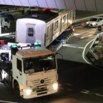 【武蔵野線205系が残り3編成に】ケヨM6編成ジャカルタ譲渡輸送 陸送中に柵と接触