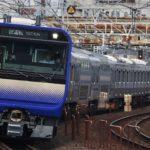 【初走行】E235系1000番台クラF-01編成 総武本線・成田線で性能確認試運転