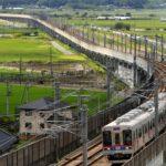 【京成3500形】普段走らない成田スカイアクセス線を走行 団体臨時列車で運転