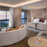 【高級ホテル】ANAインターコンチネンタル別府・ジュニアスイートに泊まってみた 新築で接客がいいホテル