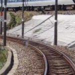 【枕木から自然発火?】JR神戸線の塚本駅付近の貨物線での線路確認の影響でサンダーバードが運転取り止め