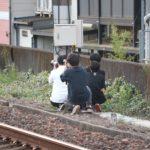 【指摘したら偽善?】4人組の撮り鉄が線路内侵入 イメージを下げるなとその様子をツイッター載せた投稿者が鉄オタに叩かれてしまう