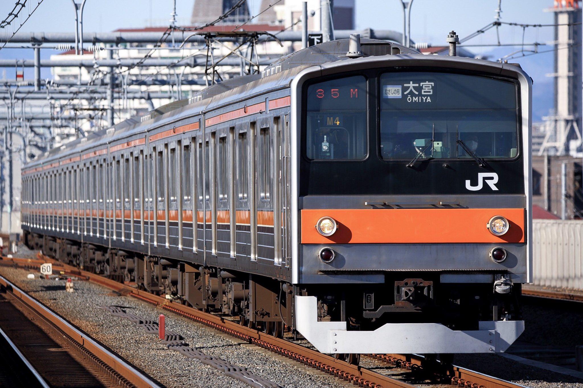 線 運用 武蔵野