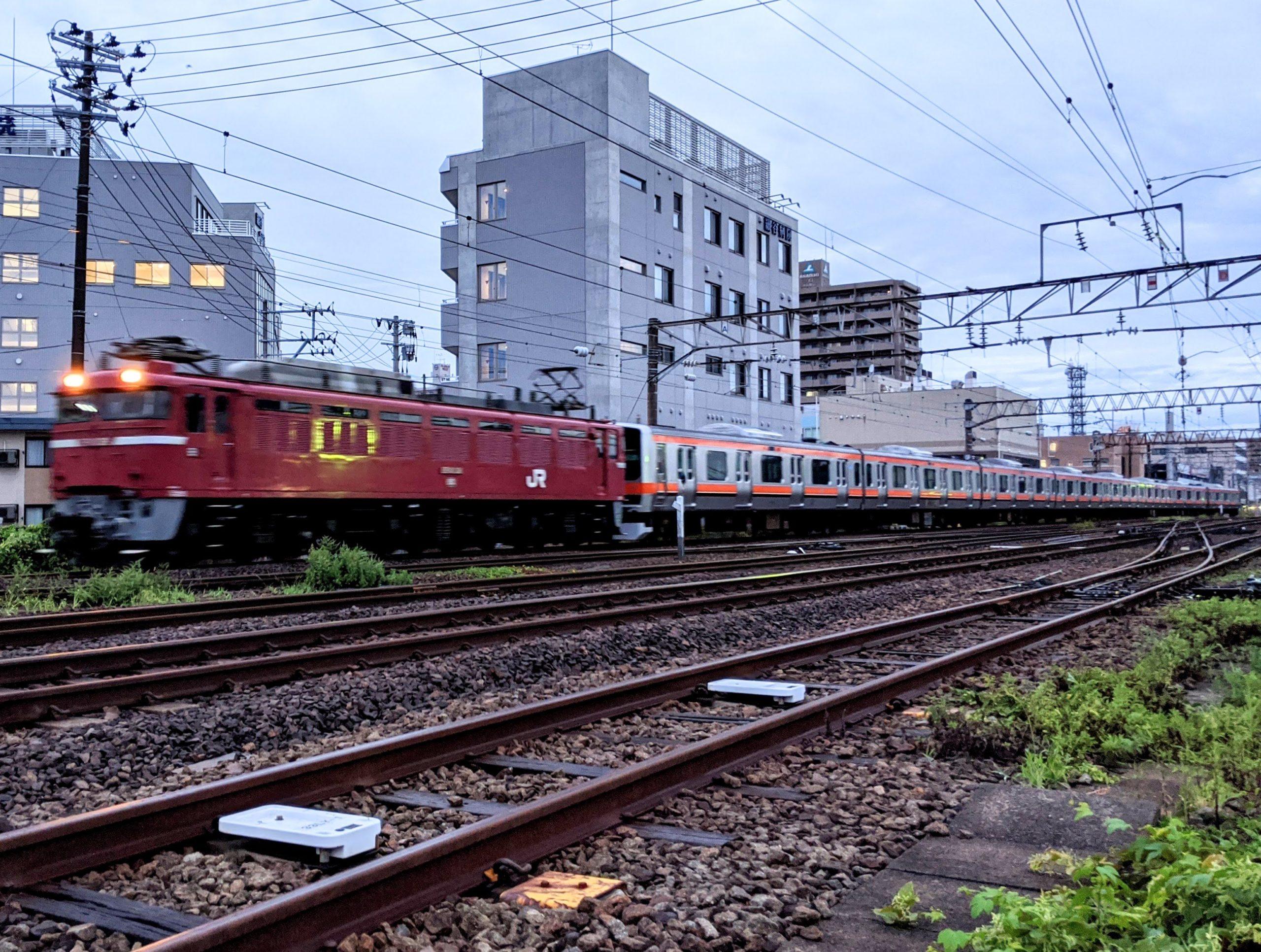 【最後の配給】E231系0番台元B31編成AT出場 武蔵野線に転属するE231系はこれで最後 一連の転属は終盤に