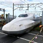 【各メーカーから廃車が】東海道・山陽新幹線N700系2000番台X14編成が廃車回送