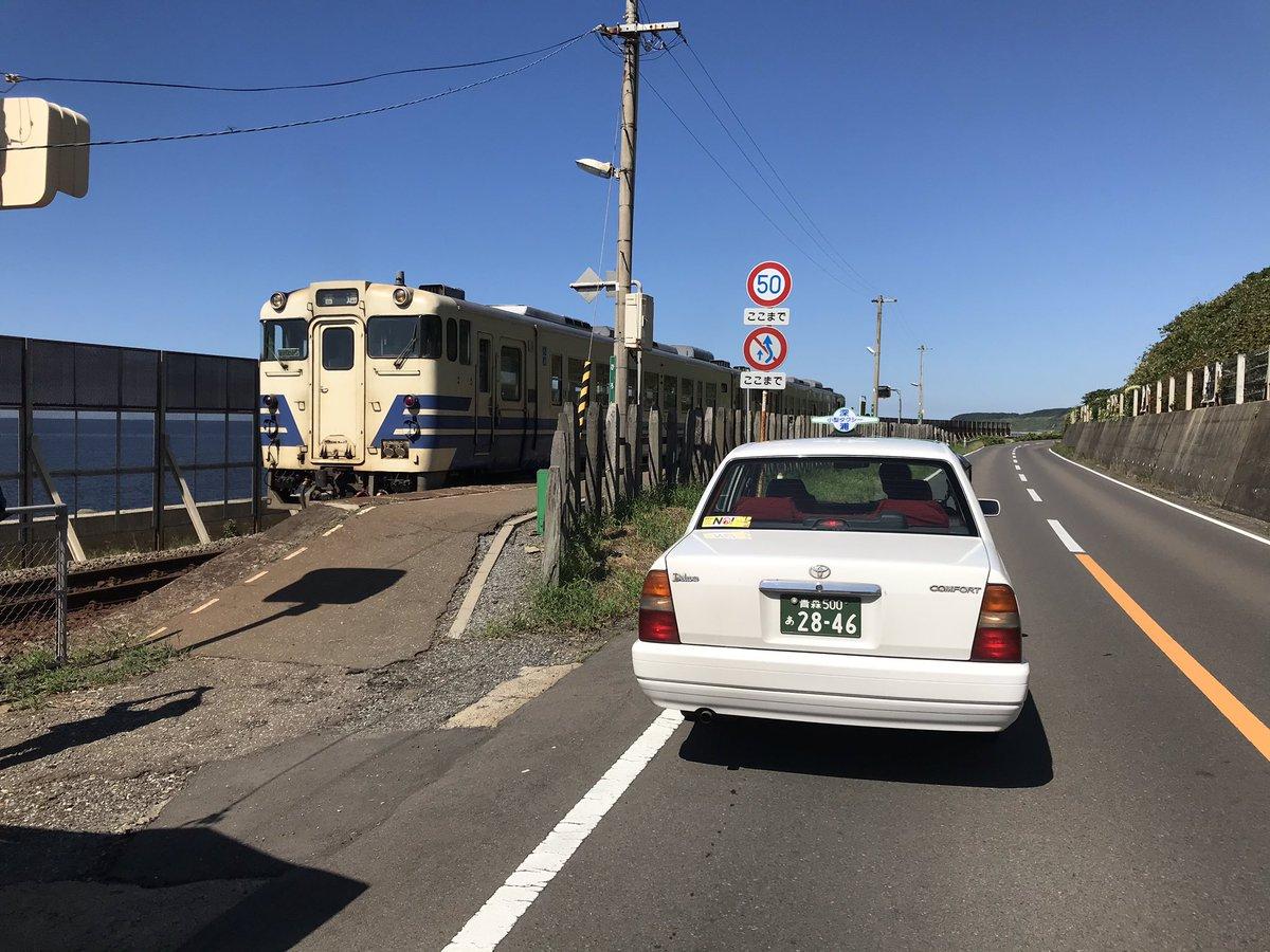 【JR東日本】五能線深浦駅で普通列車が5分早く出発するトラブル 乗客7人が置き去りに タクシーで輸送で追いつくも17分遅延