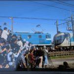 【最後の甲種輸送】東武500系リバティが秩父鉄道三ヶ尻線を走行 廃線に伴い多くの撮影者が