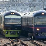 【元は同じ車両】中央線で2本の臨時列車が運行 お座敷列車とやまどり