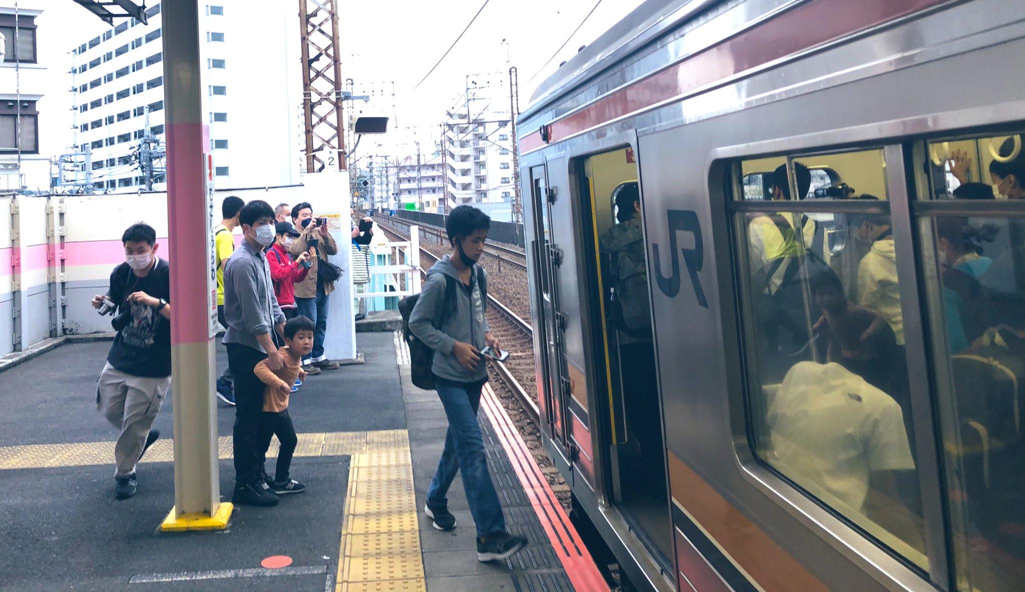 【M17編成離脱】武蔵野線205系は残り1編成 撮影を巡り各地では騒ぎになり「走る動物園」状態