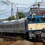 【横須賀・総武快速線】E235系1000番台クラJ-04編成 J-TREC新津出場配給