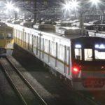 【メトロ7000系置き換え】新型車両メトロ17000系17102Fが西武小手指車両基地に初入線