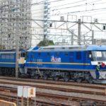 【EF65形置き換え】EF210形326号機が新鶴見機関区に甲種輸送 約10年ぶりの配属