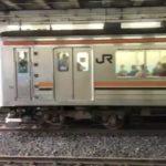 【ついに一線を越える】武蔵野線205系のために撮り鉄が電車を止めてしまう 山手線E231系の悲劇再びか