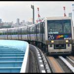 【21年間活躍】初期ゆりかもめ7200系がラストラン 鉄道の日10月14日で引退
