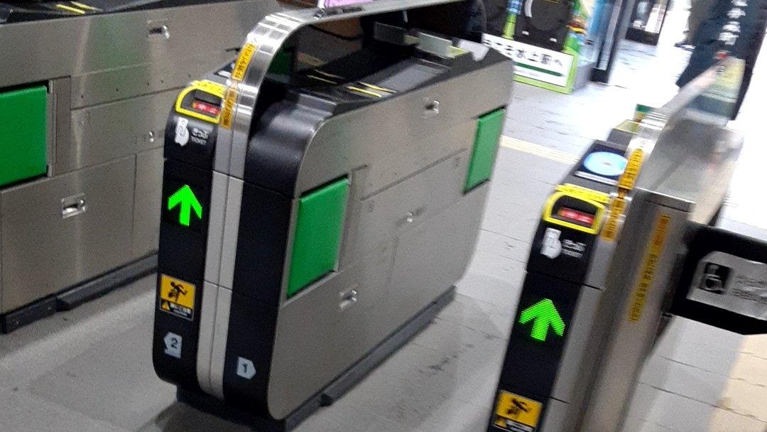 【改札封鎖】水上駅はキセル鉄オタ対策で切符使用者には検問を実施 誰でも簡単にできてしまう不正の手口とは