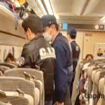 【車内トラブル】酔っ払いが車内で騒ぎを起こして東北新幹線「はやぶさ42号」を通過駅の那須塩原に臨時停車 警察が出動し怒鳴り声も